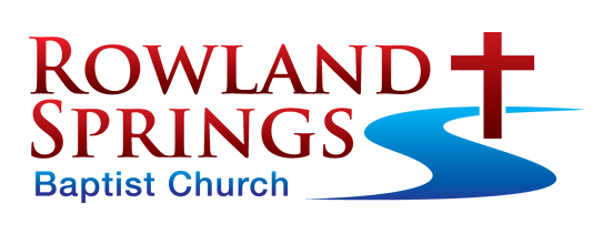 Rowland Springs Baptist Church Blog